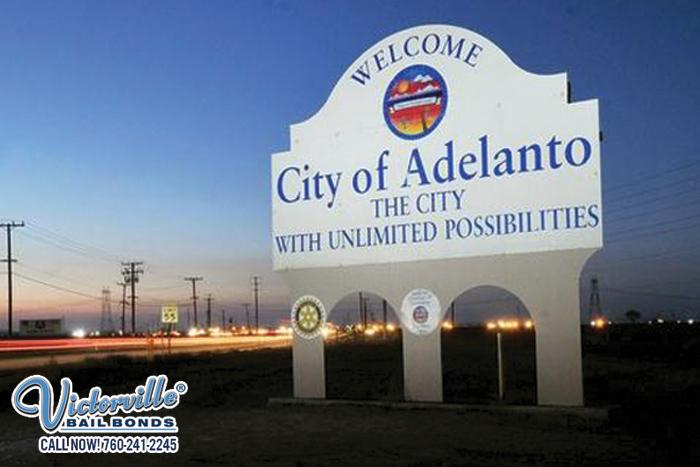 Adelanto Bail Bond Store