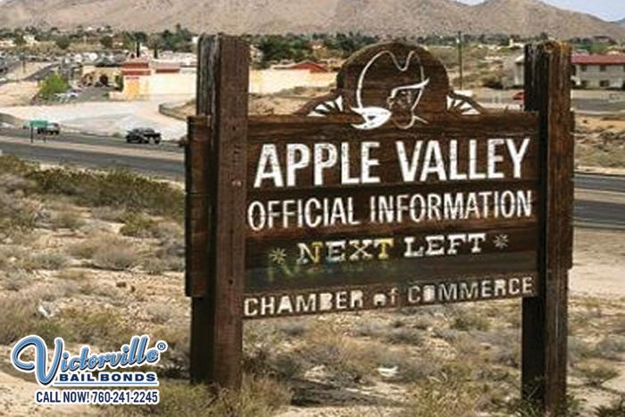 Apple Valley Bail Bond Store