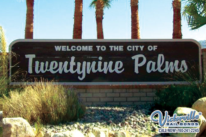 Twentynine Palms Bail Bonds